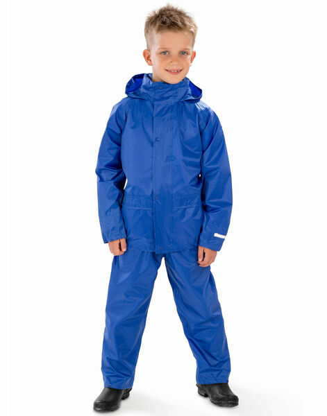 Photo of R225J Result Core Junior Rain Suit