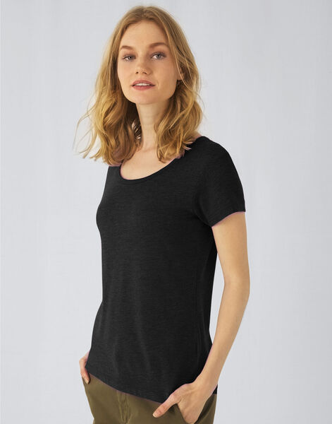 Photo of TW056 B&C Womens Inspire Triblend Tee