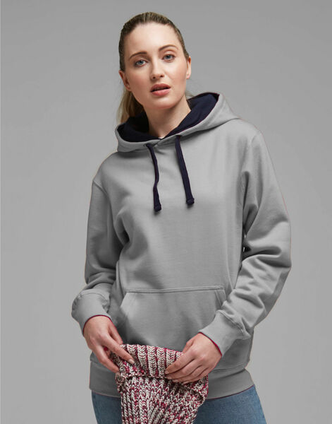 Photo of FH002 FDM Unisex Contrast Hoodie