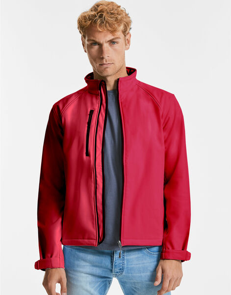 Photo of 140M Men's Soft Shell Jacket