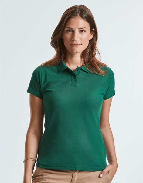Photo of 539F Ladies' Classic Polycotton Polo
