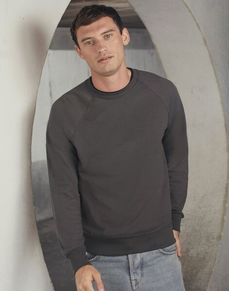 Photo of 62138 FOTL Men's Lightweight Raglan Sweat