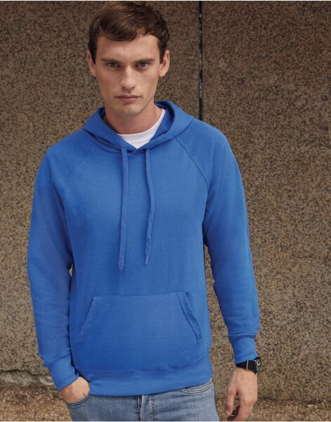 Photo of 62140 FOTL Men's Lightweight Hooded Sweat