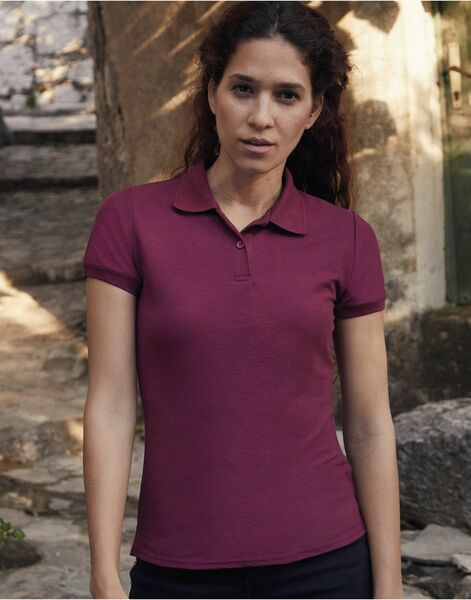 Photo of 63212 Lady-Fit 65/35 Polo