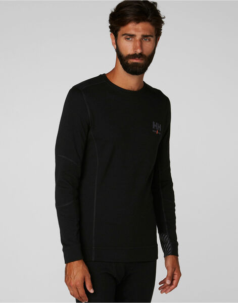 Photo of 75106 Helly Hansen Merino Crewneck Baselayer