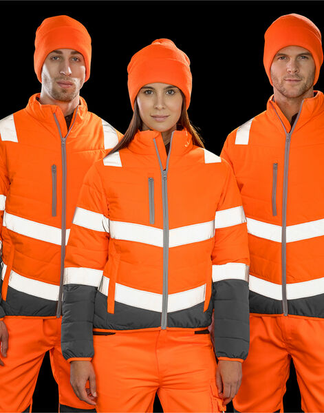 Photo of R325F Result Safeguard Womens Safety Jacket