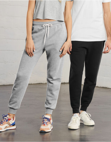 Photo of CA3727 Canvas Unisex Jogger Sweatpants