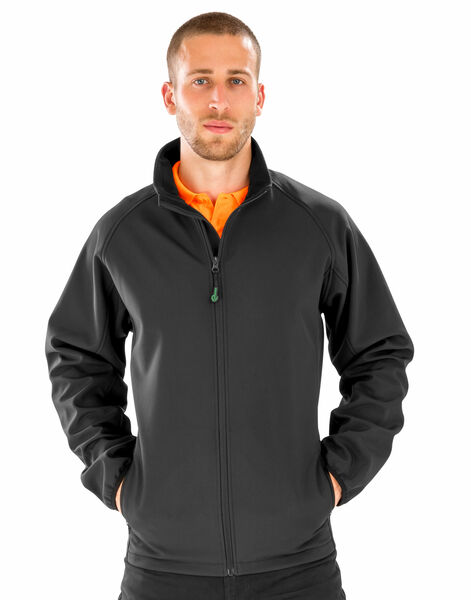 Photo of R901M Result Recycled Mens Printable Softshell