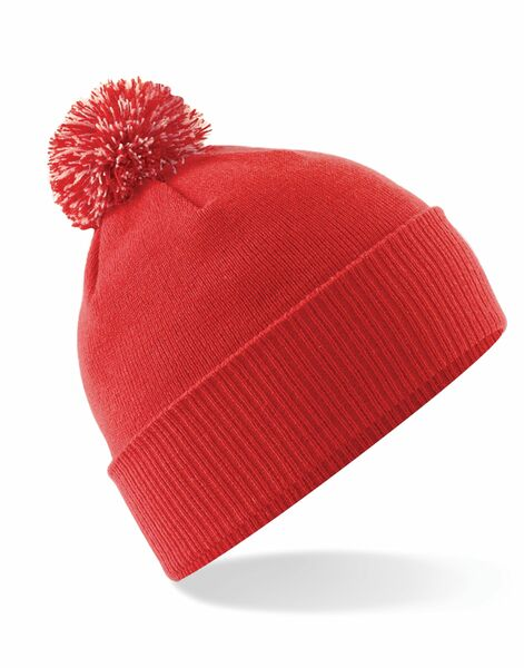 Photo of B450B Beechfield Junior Snowstar Beanie