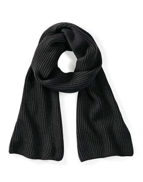 Photo of B469 Beechfield Metro Knitted Scarf