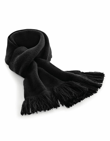 Photo of B470 Beechfield Classic Knitted Scarf