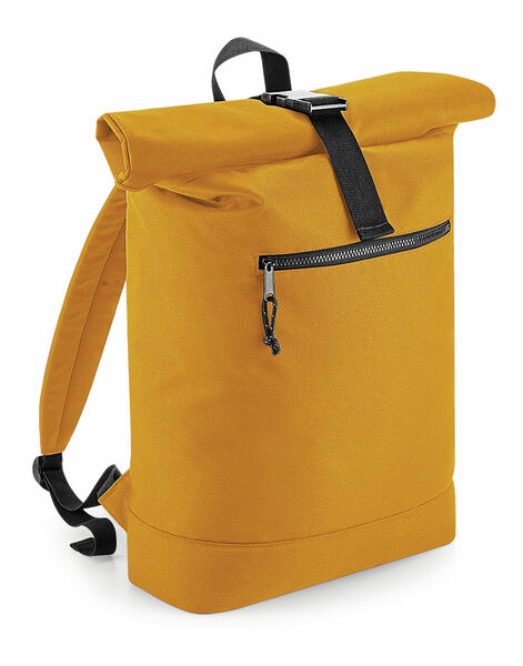 Photo of BG286 Bagbase Recycled Rolltop Backpack