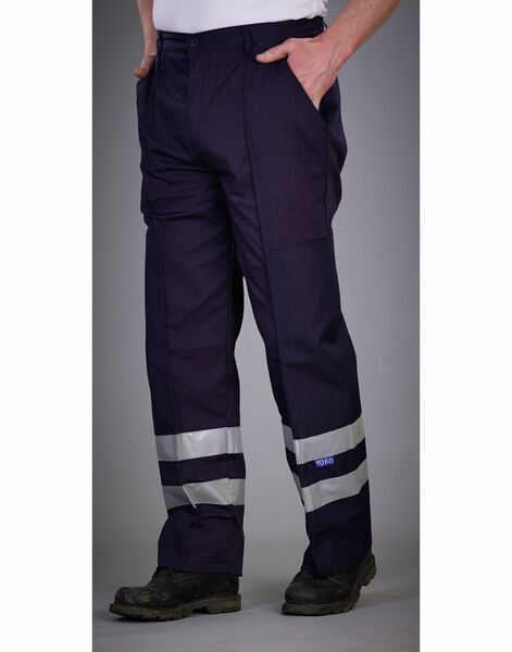 Photo of BS015TR Reflective Ballistic Trousers (Regular)