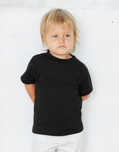 Photo of CA3001T Canvas Toddler Jersey S/Sleeve Tee