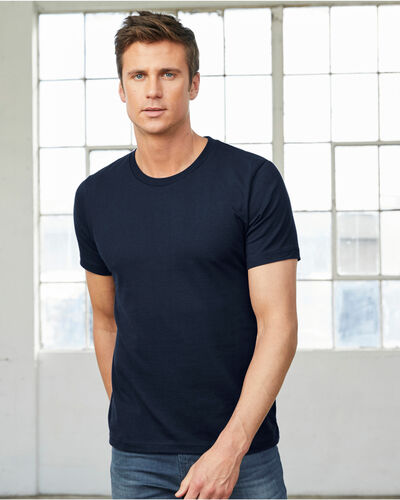 Photo of CA3091 Canvas Mens Jersey Heavyweight Crew Tee