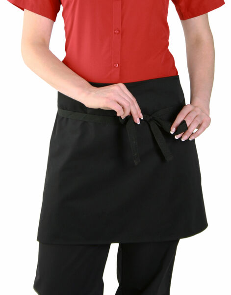 Photo of DP31CN Economy Short Bar Apron (Without Pocket)