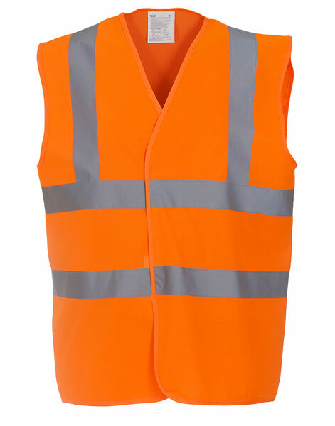 Photo of HVW100 Hi-Vis Waistcoat