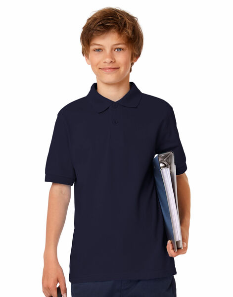 Photo of PK486 B&C Kid's Safran Polo