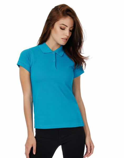 Photo of PW455 Safran Pure Ladies' Short Sleeve Polo