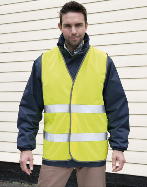 Photo of R200X Result Safe-Guard Hi Vis Motorists Vest