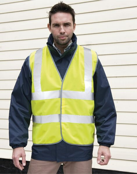 Photo of R201X Result Safe-Guard Motorist Hi Vis Vest