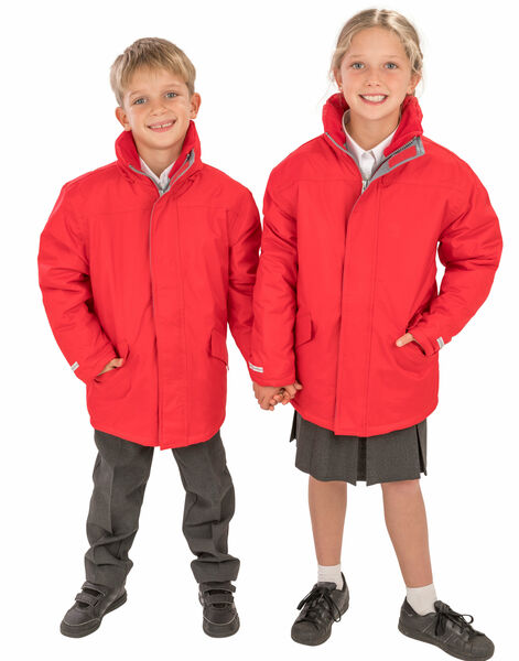 Photo of R207JY Children's Core Winter Parka