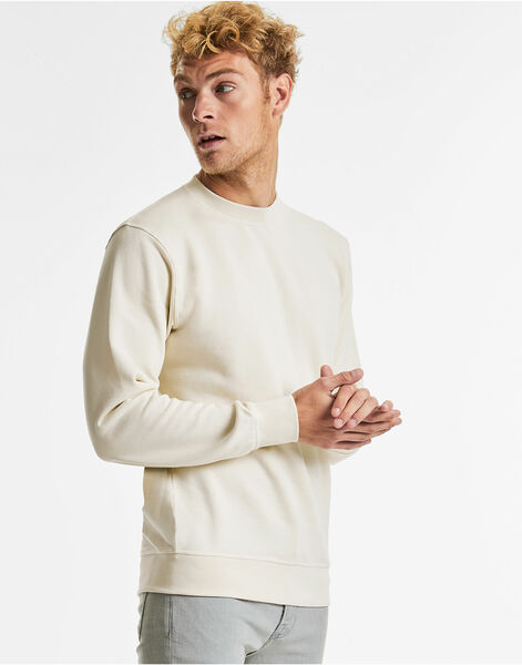 Photo of R208M Russell Unisex Organic Reversible Sweat