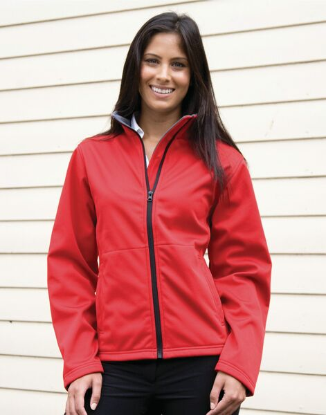Photo of R209F Core Ladies' Soft Shell Jacket