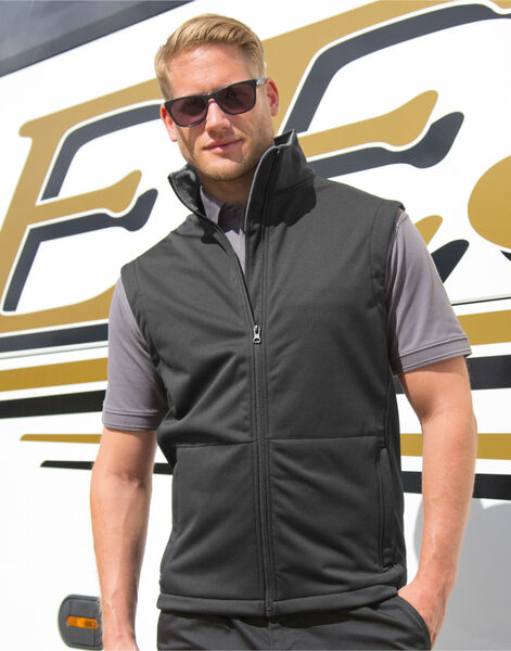 Photo of R214X Result Core Soft Shell Bodywarmer