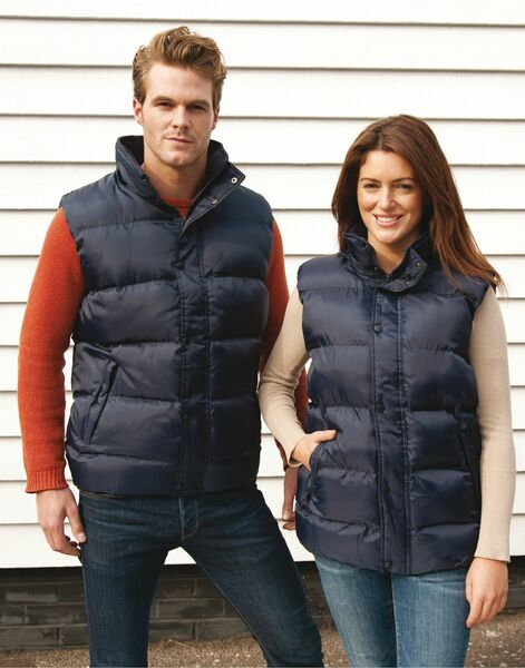 Photo of R223X Result Core Nova Lux Padded Bodywarmer