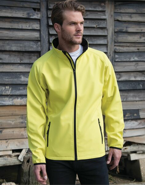 Photo of R231M Result Core Mens Printable Sshell Jkt