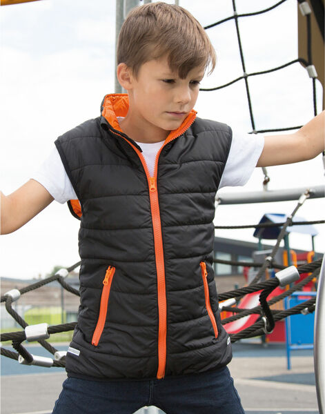 Photo of R234JY Result Core Childs Padded Bodywarmer