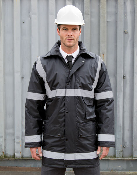 Photo of R23X Result Workguard Management Coat