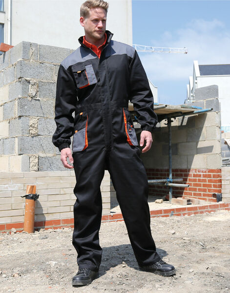 Photo of R321X Result Workguard Lite Coverall