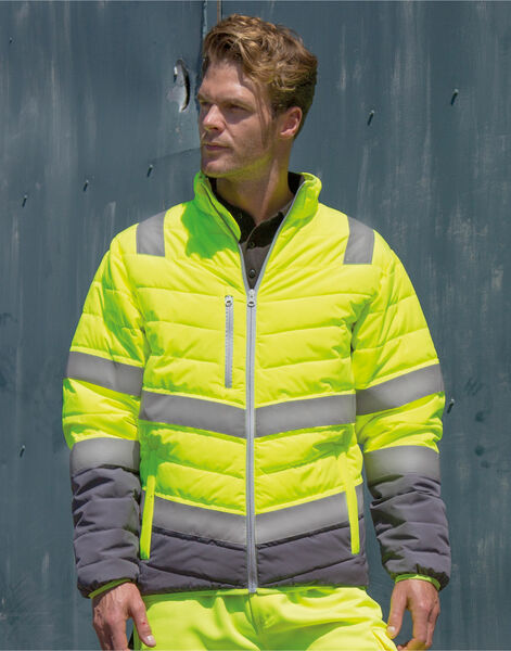Photo of R325M Result Safeguard Mens Safety Jacket