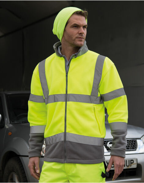 Photo of R329X Result Safeguard Safety Microfleece