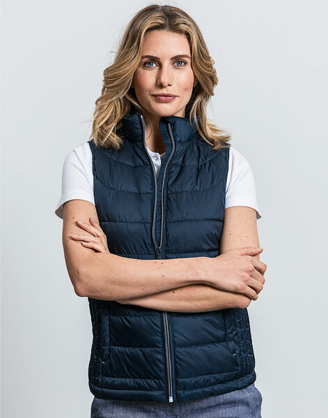 Photo of R441F Russell Ladies Nano Bodywarmer