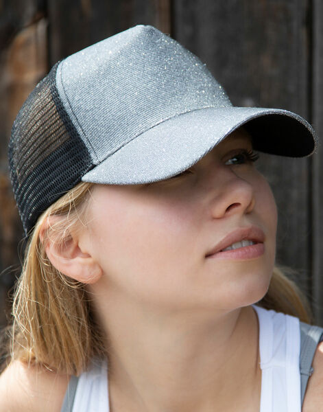 Photo of RC090X Result Headwear New York Sparkle Cap