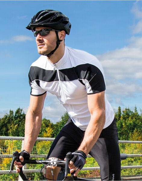 Photo of S188M Spiro Mens Bikewear Full Performance Top