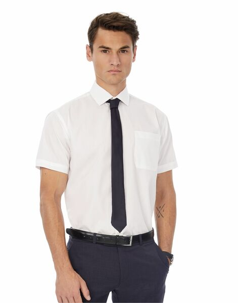 Photo of SMP62 Men's Smart Short Sleeve Shirt