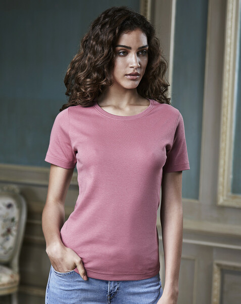 Photo of TJ580 Tee Jays Ladies Interlock Tee