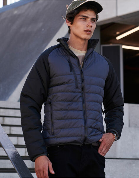 Photo of TRA453 Regatta Mens Glacial Thermal Jacket