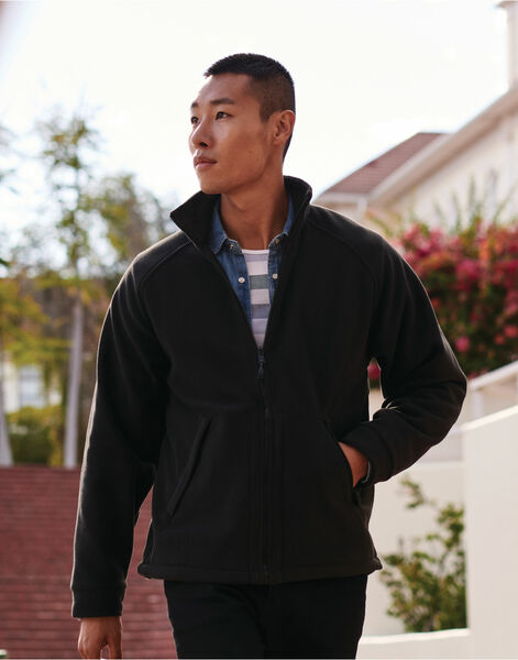 Photo of TRA500 Sigma Symmetry Heavyweight Fleece Jacket