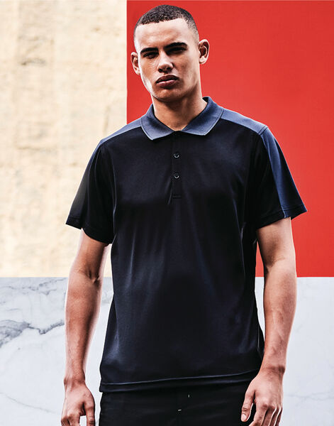 Photo of TRS174 Regatta Mens Contrast Wicking Polo