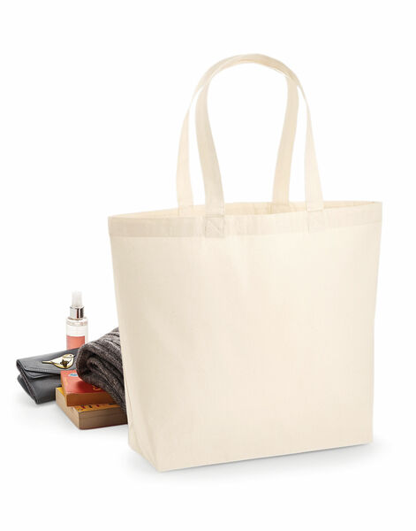 Photo of W225 Westford Mill Premium Cotton Maxi Tote