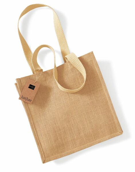 Photo of W406 Jute Compact Tote