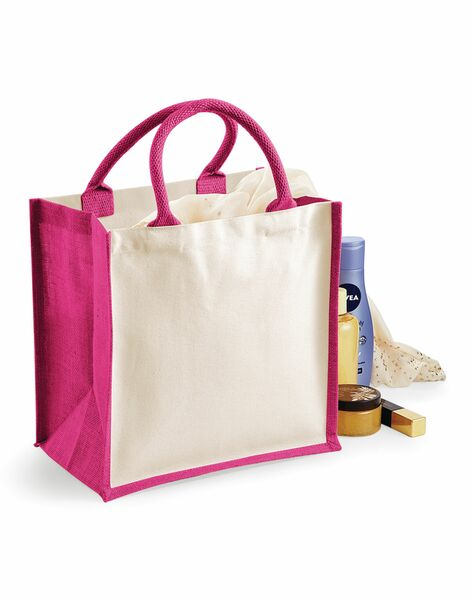 Photo of W421 Westford Mill Printers Midi Jute Bag