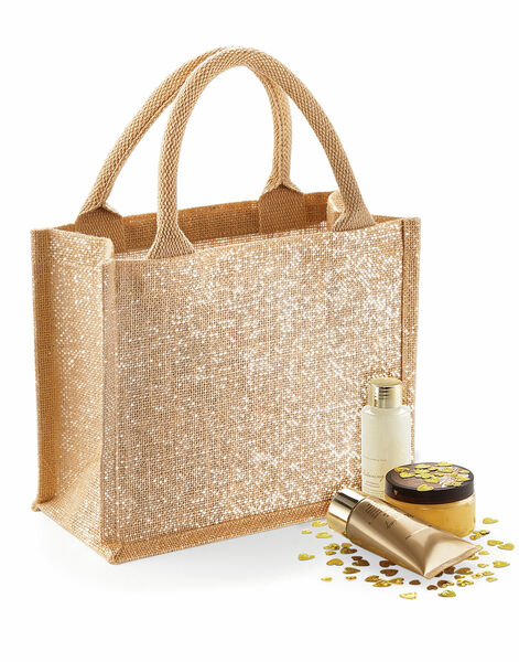 Photo of W431 Westford Mill Shimmer Jute Gift Bag