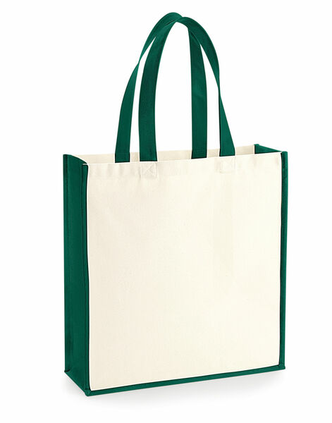 Photo of W600 Westford Mill Gallery Canvas Tote
