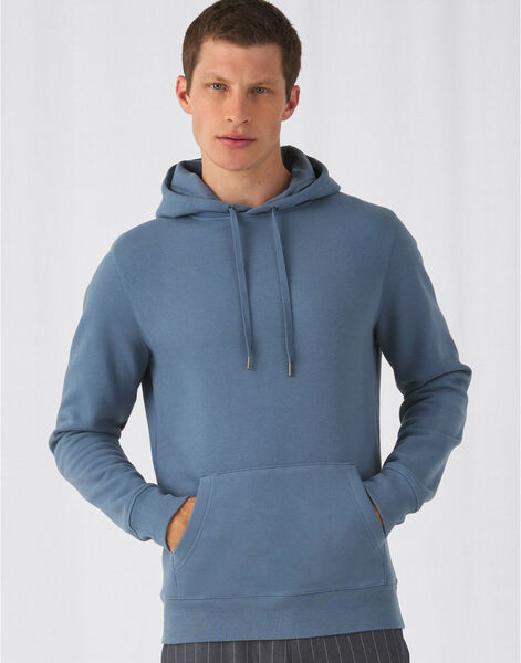 Photo of WU02K B&C Mens King Hooded Sweat